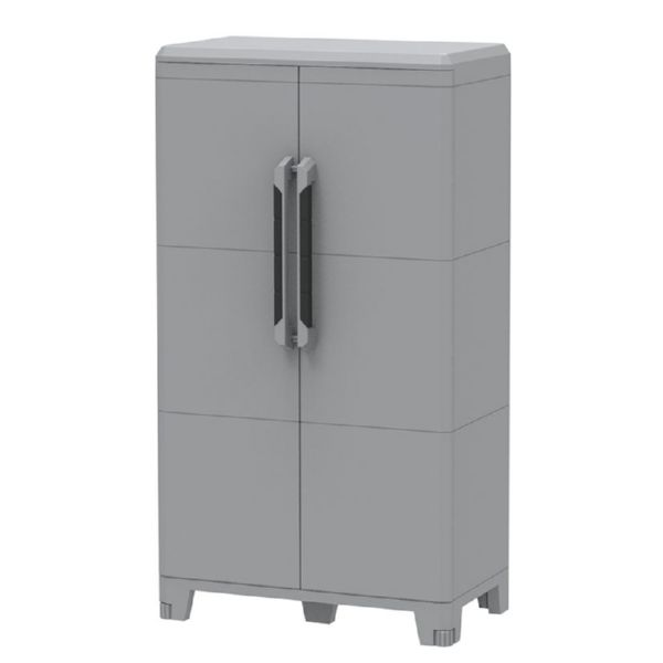 Armario Transformming modular 3. 143x78x44 cm. Color gris
