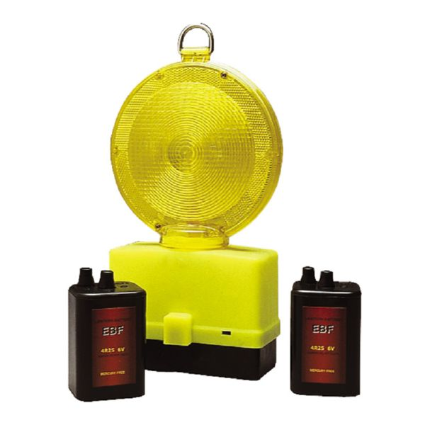 Lampara senalizacion,celula fotoelectrica de encendido automatico